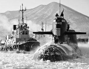 За утилизацията на една руска атомна подводница са необходими един милиард рубли