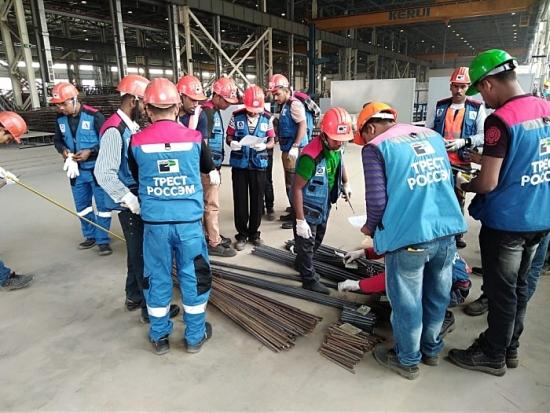 """Бангладеш – На площадката на АЕЦ """"Рупур"""" започна подготовката на местни специалисти по строителни специалности"""