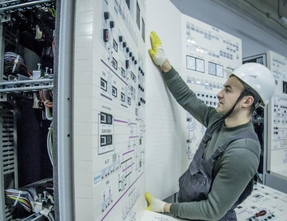 На Ленинградската АЕЦ започна монтажът на резервната система за управление на втори енергоблок