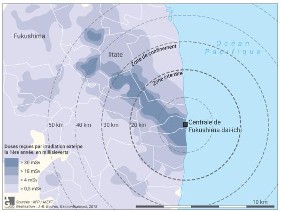 """В Япония нараства интересът на чуждестранните туристи да посещават райони, които преди това са били част от евакуационната зона около АЕЦ """"Фукушима-1""""."""