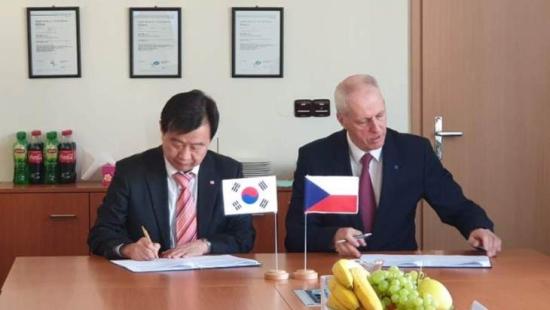 Корейски и чешки компании задълбочават сътрудничеството си в ядрената сфера