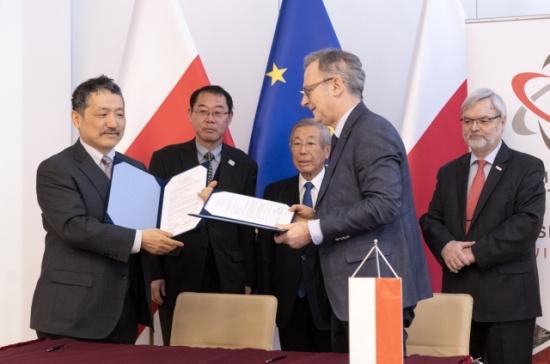 Полша проучва високотемпературните реактори