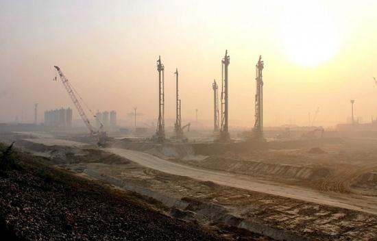 """Бангладеш – На площадката на АЕЦ """"Руппур"""" е завършена работата по стабилизиране на грунта и бетониране на фундамента на машинната зала на 1 блок."""