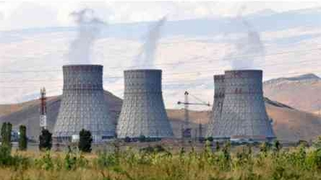 Армения – Правителството ще включи в програмата си за следващите 5 години строителството на нов ядрен енергоблок