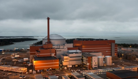 """Финландският ядрен регулатор разреши да бъде издадена експлоатационна лицензия на трети блок на АЕЦ """"Олкилуото"""""""