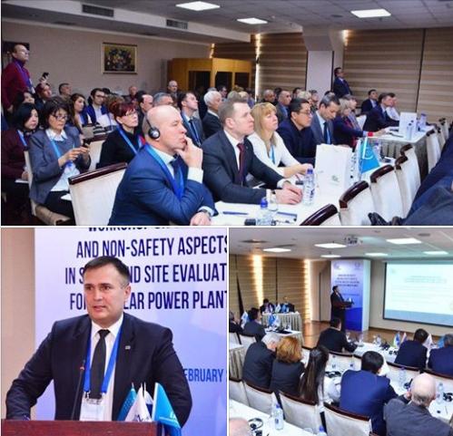 Узбекистан – Началният етап от проучванията за избор на площадка за изграждане на АЕЦ е на приключване