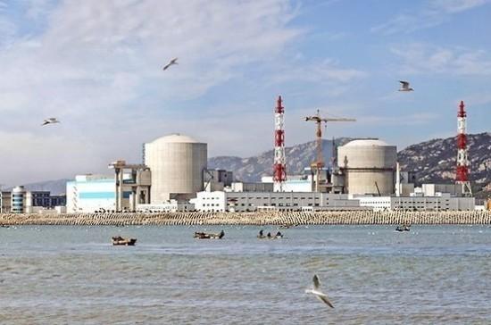 Русия и Китай подписаха дговор за четвъртия етап на Тянванската АЕЦ