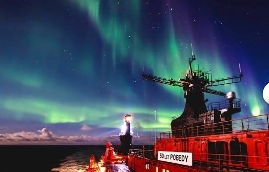 Атомният ледоразбивач «50 лет Победы» започва туристическия сезон до Северния полюс през юни