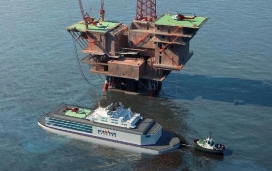 Китай – Изграждането на първата плаваща АЕЦ започва през тази година