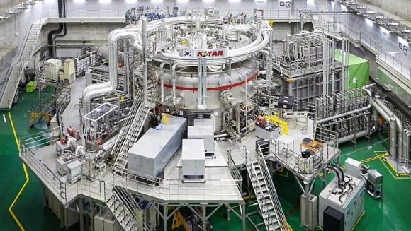 DoE обявява средства за съвместни изследвания в областта на термоядрения синтез в чужбина