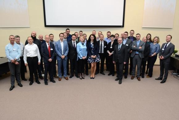 Специалисти от ДП РАО участваха в тристранен семинар за споделяне на опит в Словакия