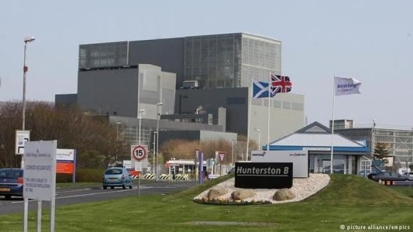 EDF Energy удължава спирането на двата енергоблока в британската АЕЦ Hunterston B