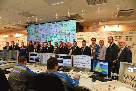 """На Нововоронежската АЕЦ-2, """"започна да бие сърцето"""" на реактора на третия в Русия иновационен енергоблок от поколение """"3+"""""""