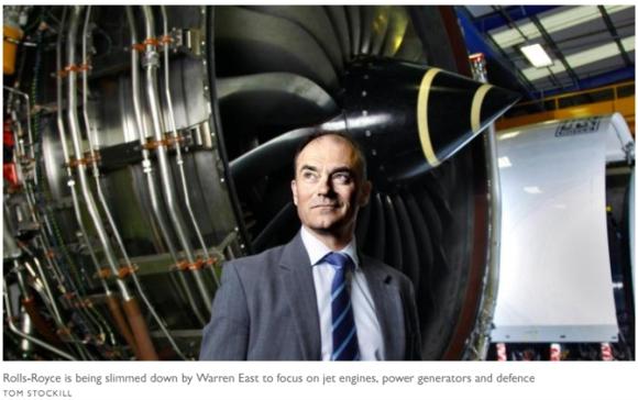 Великобритания – Rolls-Royce съкращава гражданския си ядрен бизнес