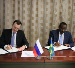 """""""Росатом"""" и Руанда ще си сътрудничат за развитие на кадровия потенциал и обществената приемливост на ядрената енергетика"""