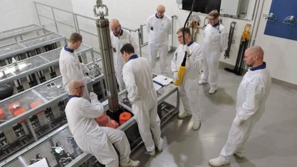 "Финландия – ""Westinghouse"" достави осем касети TRITON11 на Олкилуото-2"