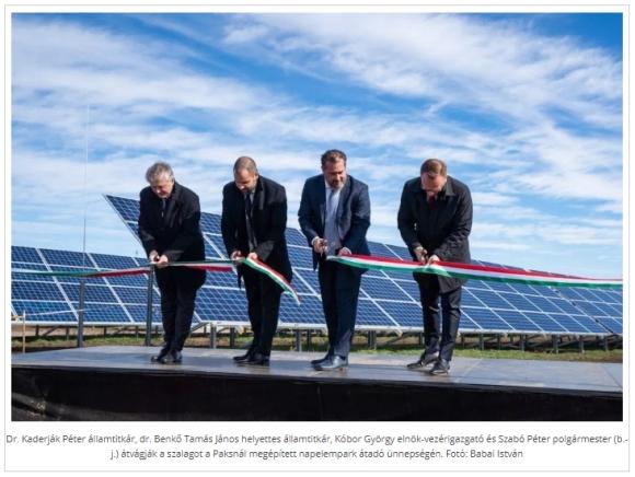 Унгария – Пакш е отличен пример за съчетаване на ВЕИ и АЕЦ