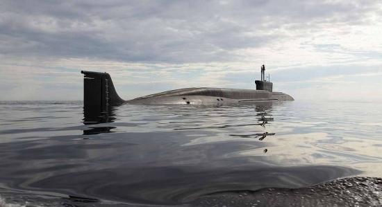 Русия може да построи две атомни подводници Борей-K с крилати ракети