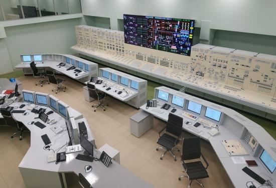 На Белоярската АЕЦ завърши монтажът на пълномащабния тренажор за БН-800