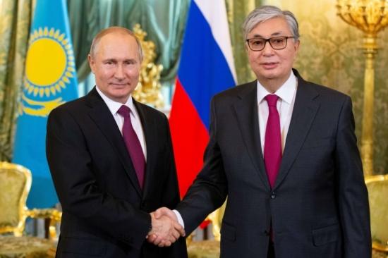 Казахстан – Владимир Путин предложи нов етап за разширяване сътрудничеството в сферата на мирния атом