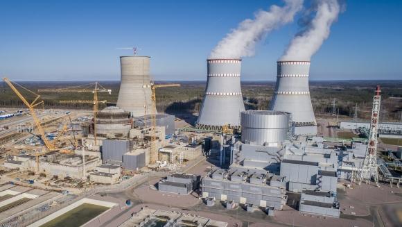 Ленинградска АЕЦ: всичките четири дизелови генератора за резервно електрозахранване са монтирани в строящия се енергиен блок № 2 (ВВЭР-1200)