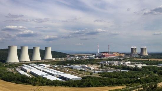 """Словакия – Трети блок на АЕЦ """"Моховце"""" се готви за физпуск"""
