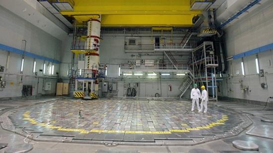 Литва – Игналинска АЕЦ – Проблем с радиоактивния графит