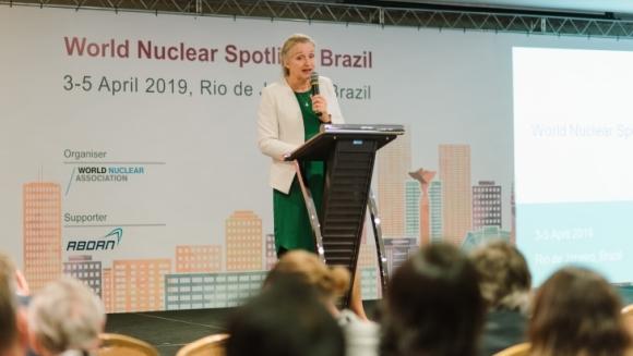 """Бразилия съобщи на международна конференция в Рио де Жанейро за възобновяване строителството на трети блок на АЕЦ """"Ангра"""""""