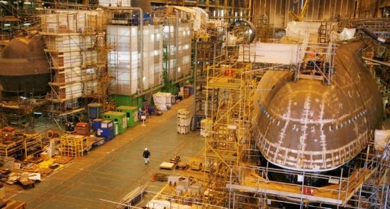 Британската корабостроителница Barrow-in-Furness бе евакуирана за кратко след сигнал за бомба в една от строящите се атомни подводници
