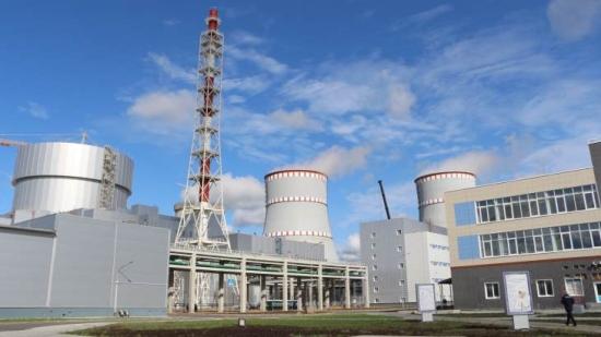 Новият Пети енергоблок с реактор ВВЕР-1200 на Ленинградската АЕЦ вече произведе 5 милиарда kWh електроенергия