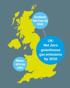 До 2050 година Великобритания трябва да има нулеви емисии и да използва нисковъглеродни енергийни източници, казват официалните съветници