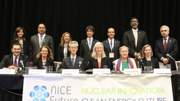 Необходими са действия за разширяване на ядрената енергия в енергийния микс, твърди Агнета Ризинг