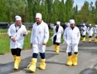 Чернобилска АЕЦ – Над 116 хиляди кубически метра радиоактивно-замърсени материали се съхраняват на временна площадка