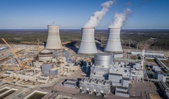 Ленинградска АЕЦ-2 – Блочният и резервният пункт за управление на пусковия втори енергоблок са готови за промивка на първи контур при отворен реактор