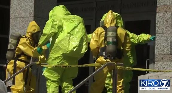 САЩ – инцидент с цезий-137 в университета в Сиатъл – осем души остават под лекарско наблюдение