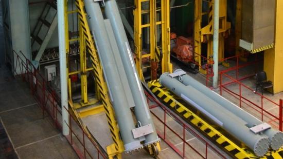 Завърши проверката на ядреното гориво за първоначално зареждане на втори енергоблок на Беларуската АЕЦ