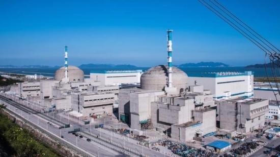 Китай – Вторият в света реактор EPR-1600 излезе на МКУ