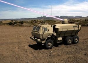 Американската армия поръча да се разработи боен лазер с мощност 100 киловата