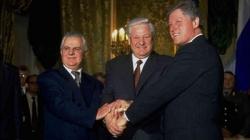 Кой всъщност ограби ядрените оръжия на украинците?