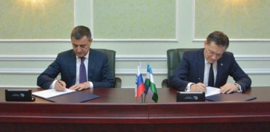 """""""Росатом"""" и Узбекистан подписаха """"пътна карта"""" за втория етап на строителството на АЕЦ"""