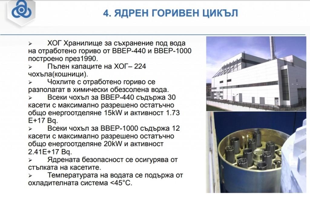 """Ижорските заводи ще произведат оборудване за управление на ОЯГ в АЕЦ """"Козлодуй"""""""
