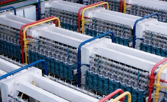 ТВЕЛ – В електрохимическия завод (ЭХЗ) са въведени в експлоатация газови центрофуги за обогатяване на уран от ново поколение