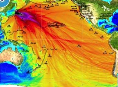 Заради Фукушима е замърсена повече от една трета от световния океан – ситуацията се влошава