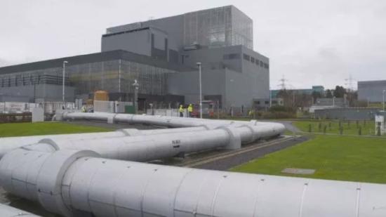 Глазгоу и Единбург могат да бъдат радиоактивно замърсени и да бъдат евакуирани, ако се отворят пукнатините в ядрените реактори на Hunterston B