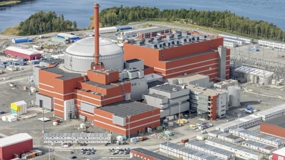 """Финландия – АЕЦ """"Олкилуото-3"""" – зареждането на EPR-1600 с ядрено гориво се отлага"""
