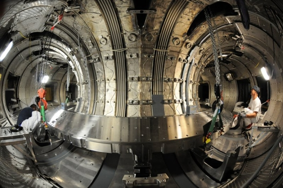 Руският термоядрен реактор Т-15МД ще бъде пуснат през 2020 година