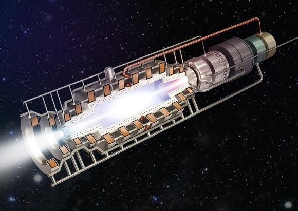 САЩ – Иновативен термоядрен двигател може да транспортира космически апарат до Сатурн за 2 години