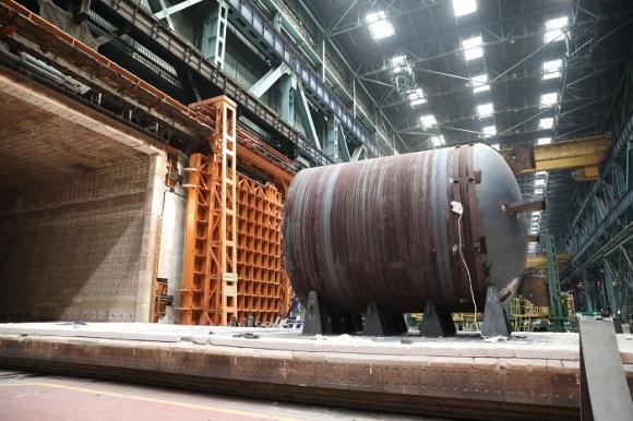 """Компанията «АЭМ-технологии» произведе полукорпуса на реактора за блок № 1 на АЕЦ """"Аккую"""" (Турция)"""