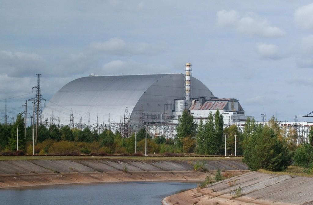 ЕС предаде на Украйна новия саркофаг на Чернобилската АЕЦ