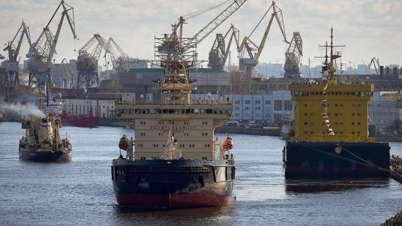 Росатомфлот се готви да премине на целогодишна навигация по Северния морски път